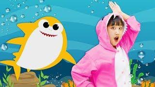아기상어 상어가족 인기 동요 놀이 Baby Shark  Nursery Rhymes Song
