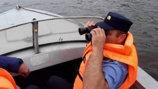 проверили береговую линию Оки