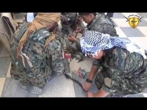 قواتنا تقتحم قرية كسرة فرج وتتقدم الى كسرة دهموش وتحررها من رجس داعش