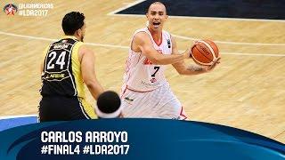 Carlos Arroyo - #FINAL4 - DIRECTV Liga de las Americas 2017