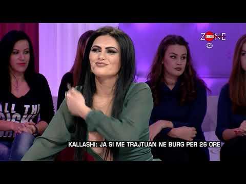 Zone E Lire - Kallashi: Ja Si Me Trajtuan Ne Burg Per 26 Ore! (06 Nentor 2015)