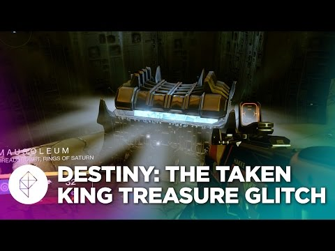 Destiny's new treasure chests can be reopened infinitely, if you're fast enough