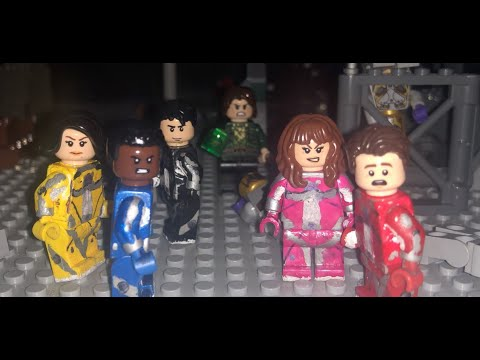 Power Rangers: Rise Of The Green Ranger (LEGO)