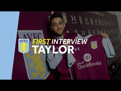 Neil Taylor first interview