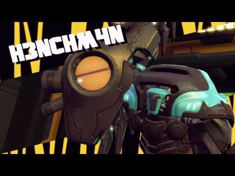 Battleborn Episode 1: The Algorithm-Playing with friend