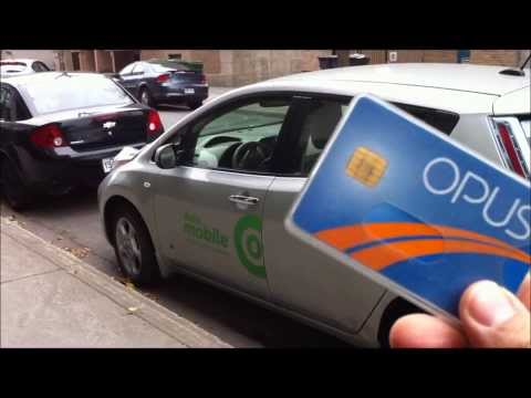 How-to guide: Montreal's Auto-Mobile car-sharing service