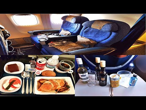 Is Premium Economy Worth It ?