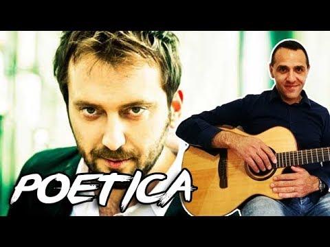 Poetica - Cesare Cremonini - Chitarra - Accordi e Ritmo