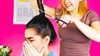 22 HAIRSTYLES AND HAIR HACKS TO SAVE YOUR TIME AND MONEY