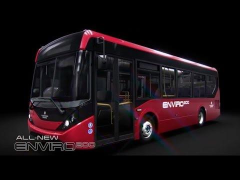 The all new ADL Enviro200
