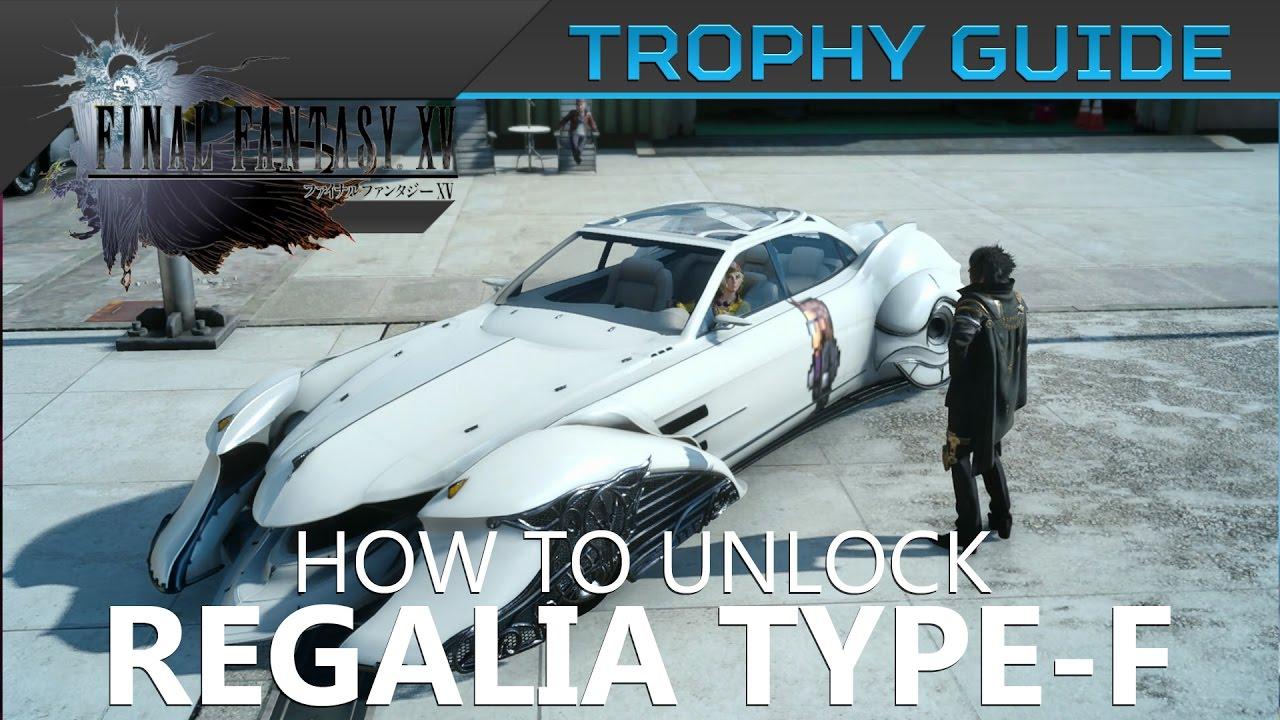 Regalia Pilot Trophy