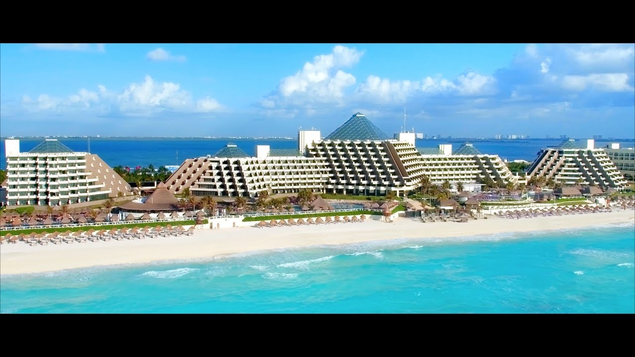 Paradisus By Melia Cancun 2017 2018 Youtube