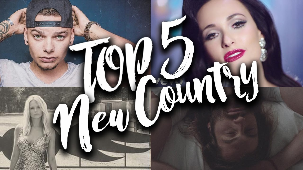TOP 5 New Country Songs This Month: 15 November-15 ...