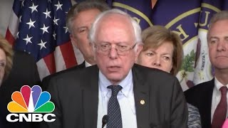 Bernie Sanders Calls Out Donald Trump Over Medicare, Medicaid | CNBC