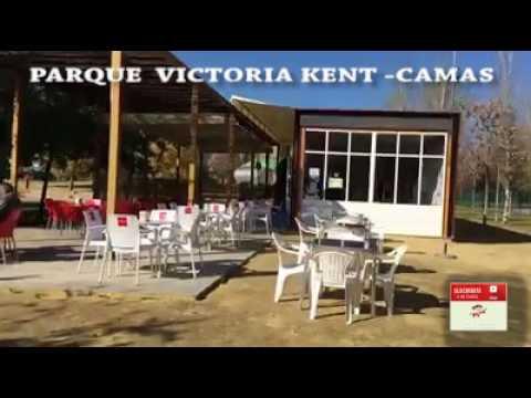 Parque Victoria kent - Camas