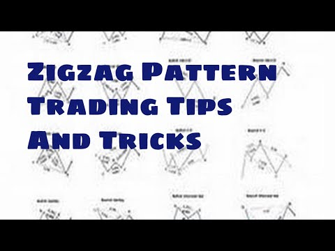 Zigzag Pattern Trading Tips And Tricks