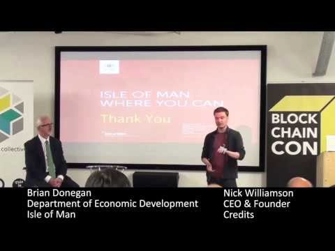 Blockchain at the Government Level, Brian Donegan & Nick Williamson, London Blockchain Conference