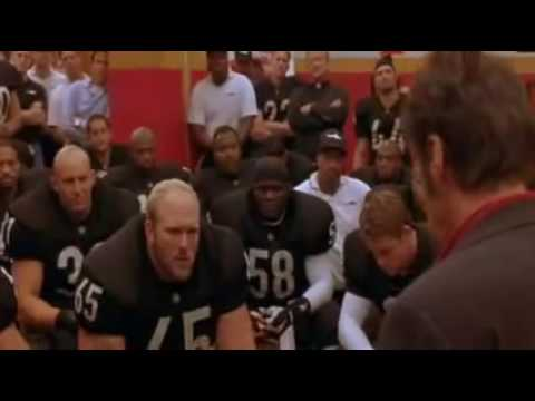 Any Given Sunday - Peace by Inches - Pacino