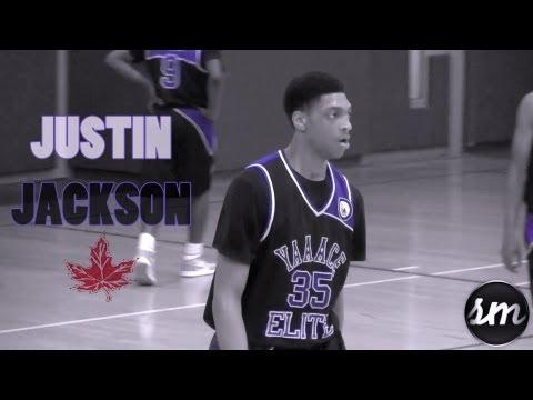 Canada's Top Prospect Justin Jackson Mixta...