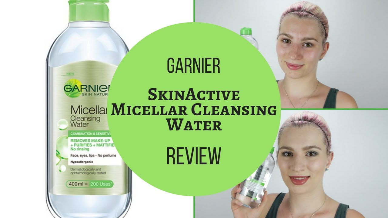 SkinActive Micellar Cleansing Water All-in-1 Mattifying by garnier #22