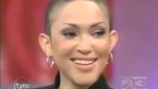 Naima Mora & Twin Sister Nia Family/Alcohol Abuse on Tyra Show