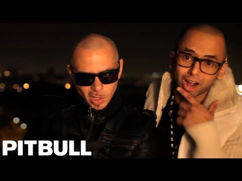 Pitbull and Sensato - Latinos In Paris [Official Video]