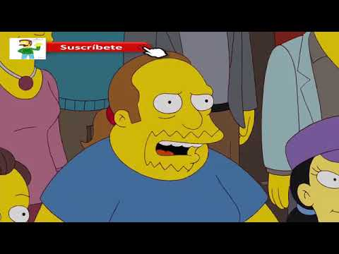 LOS SIMPSON LATINO - EL CIELO 3/5 HD from YouTube · Duration:  4 minutes 14 seconds