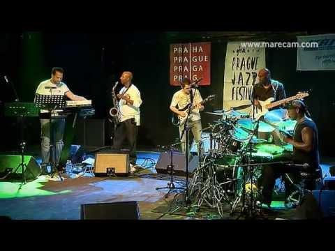 Sonny Emory - Live in Prague