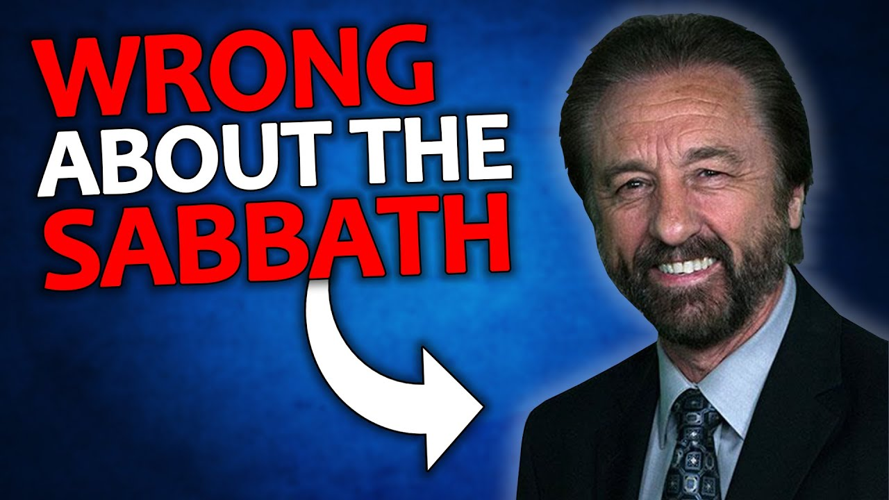Why Ray Comfort (Living Waters) Is WRONG About the Sabbath 😲