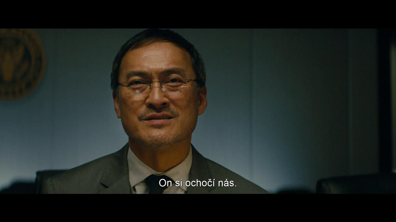 Godzilla II Král monster (2019) | OFICIÁLNÍ TRAILER | české titulky
