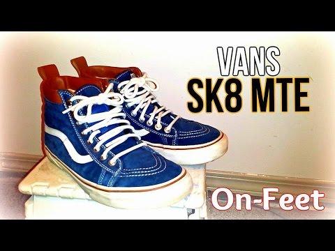 d06b3ce7ad227a Vans Sk8-Hi MTE