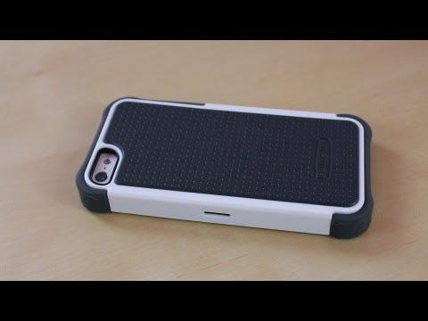 online store 1e67d e1d5a Ballistic iPhone 5S 5C 5 Tough Jacket Case Review | Best/ Top Protection  Case On The Market