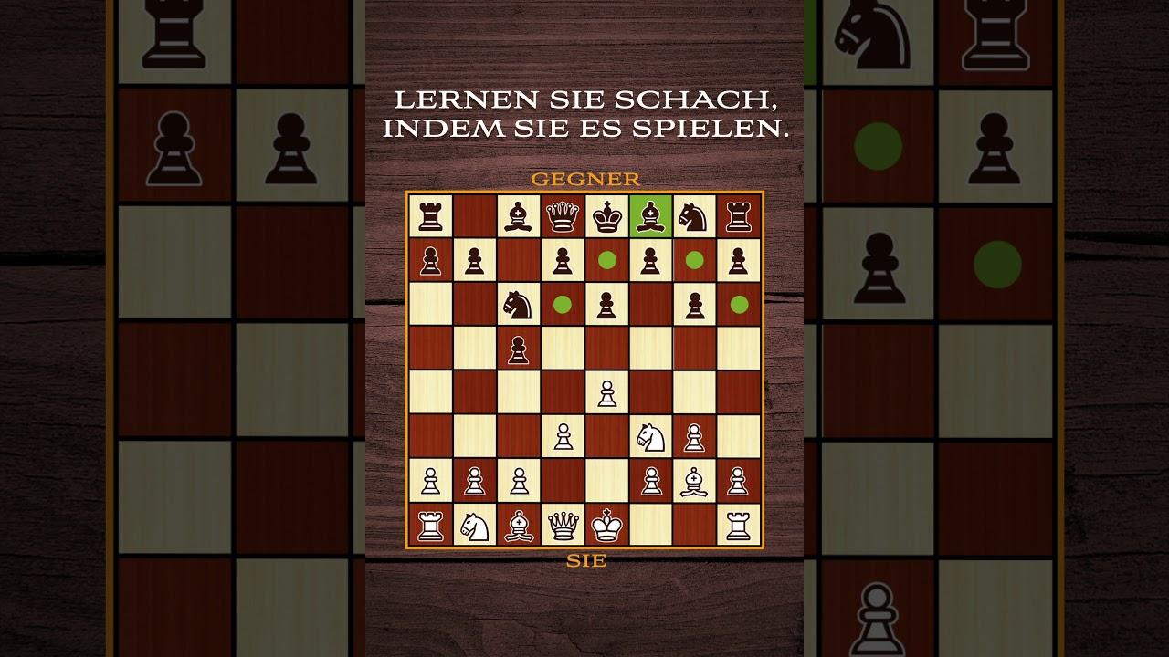 Wie Spielt Man Schach Anleitung