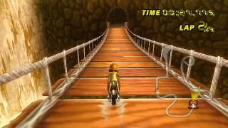 MKW - WORLD RECORD - N64 DK's Jungle Parkway - 00:55.695 - NoTrolling (New Ultra Shortcut, Glitch)