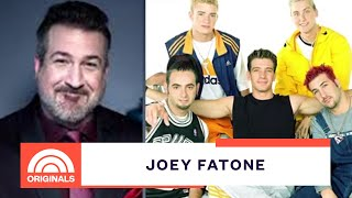 Joey Fatone Spills *NSYNC Secrets And Thoughts About 90s Style | TODAY Originals