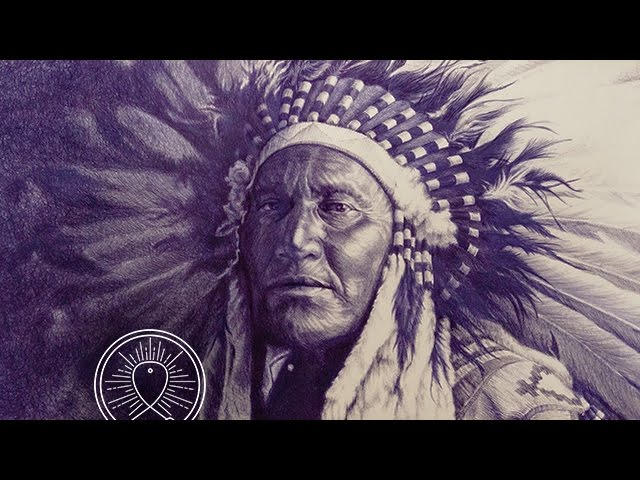Native American Indian Meditation Music Shamanic Flute Music Healing Music Calming Music