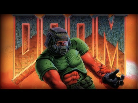 Doom 1 Music Player (Sound Blaster | OPL3)