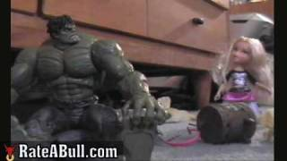 The Hulk Reveals His Small Penis