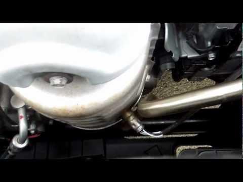 2008 Honda Civic LX Oxygen O2 Sensors Locations