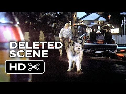 Back to the Future Part II Deleted Scene - Biff Vanishes (1985) - Michael J. Fox Movie HD