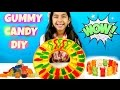 GUMMY CANDY MAKER |DIY Gummy Bears Fish Worms|B2cutecupcakes