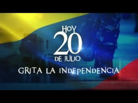 VIDEO: ¡EN VIVO! Desfile militar del 20 de Julio en conmemoración al Día de la Independencia