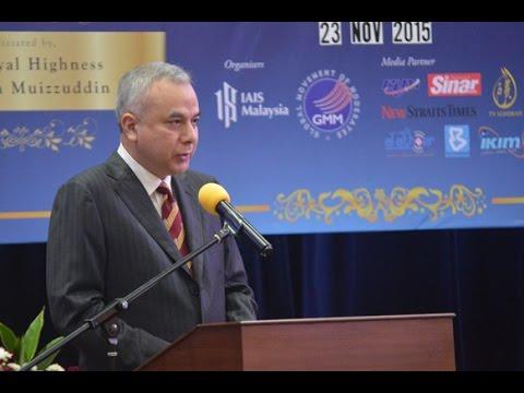Special Address by  His Royal Highness Sultan of Perak Darul Ridzuan