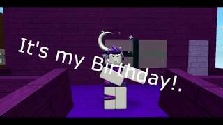 Mmm Yeah - Roblox Version. (My Birthday Video)