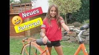 Joana bekommt ein neues Fahrrad - Lamiya putzt neues Auto - Vlog#1012 Rosislife