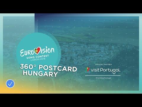 360 Óbidos – AWS's Postcard  Eurovision 2018