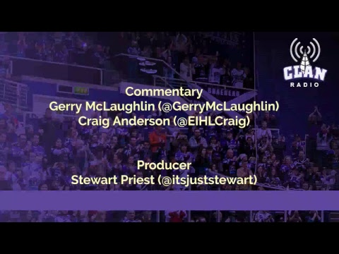 Clan Radio Live: Braehead Clan vs Belfast Giants - 26/12/17