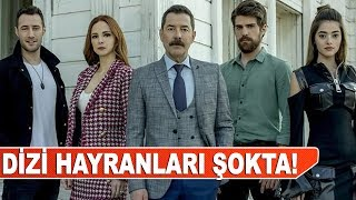 Zalim İstanbul dizisi bitiyor mu?