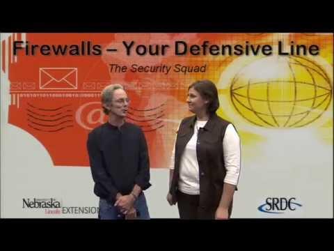 Quick Tips to understanding Firewalls - Security Squad