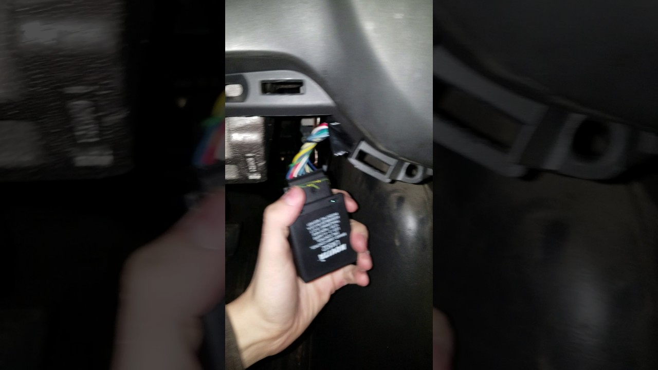 flasher location and removal for 2007 chevy van